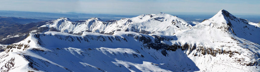 Webcams des stations du Massif Central