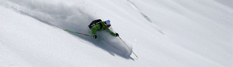 Ski hors piste, attention aux avalanches
