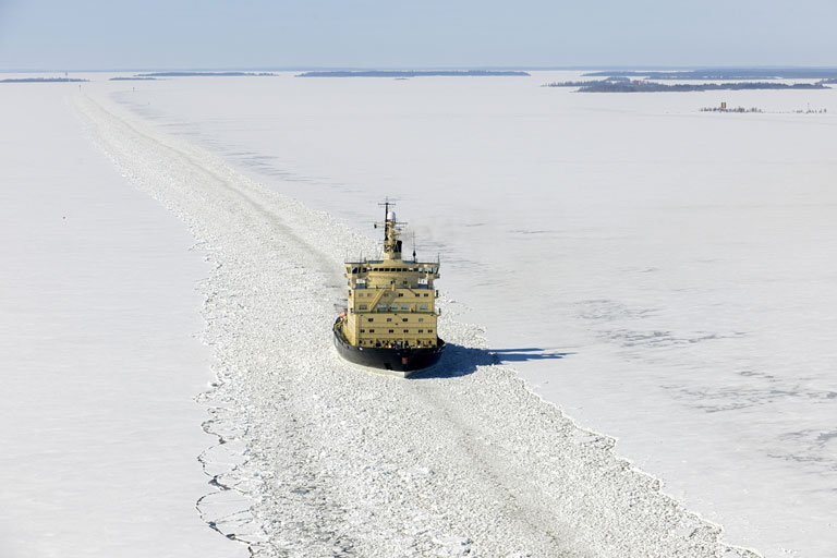 Brise Glace - Finlande