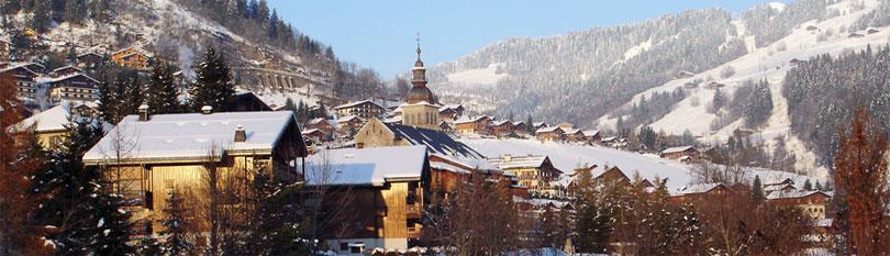 Le grand bornand enneigement bulletin m t o neige - Office du tourisme le grand bornand village ...